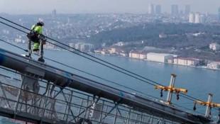 15 Temmuz Şehitler Köprüsü'nde darbe girişiminin izlerini taşıyor
