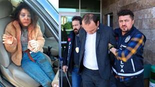 ''Polisim'' dediği genç kızı kaçırıp tecavüze kalkıştı !
