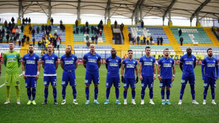 TFF 1. Lig: İstanbulspor: 1 - BB Erzurumspor: 1 (Maç sonucu)