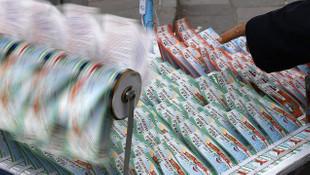 Milli Piyango'nun yılbaşı talihlileri paralarını aldı