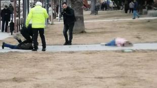 Yine ''günaydın'' diyemedik! Bir kadına şiddet olayı daha!