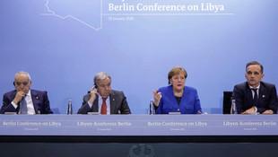 Libya zirvesinin sonuç bildirgesi açıklandı