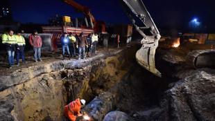 Ankara'nın eskiyen su boruları değişiyor