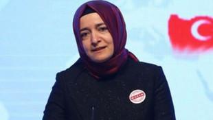 AK Partili Betül Sayan Kaya önce paylaştı sonra sildi!