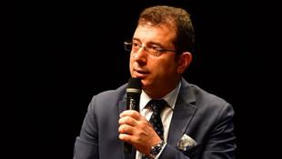 İmamoğlu'ndan Kanal İstanbul çağrısı: ''Yalvarıyorum vazgeçin''