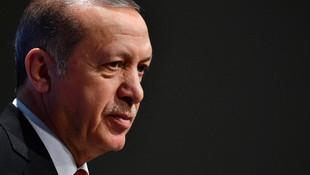 Cumhurbaşkanı Erdoğan: ''Bir teröristle asla masaya oturmam''