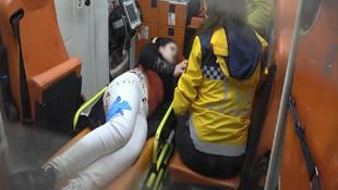 İstanbul'da korkunç olay ! Genç kızı bıçaklayıp, gasp etti