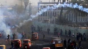 Irak'ta ölü sayısı yükseliyor