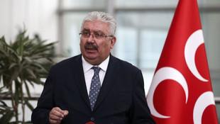 MHP'den CHP'nin Bahçeli iddiasına yanıt