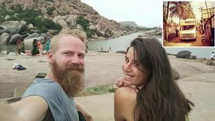 Türk kadın gezgin çift tecavüzcü çetenin elinden zor kurtuldu!