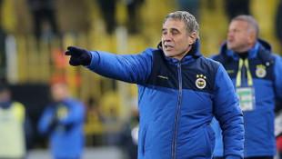 Ersun Yanal: Fenerbahçe'de santrfor olmak stresli