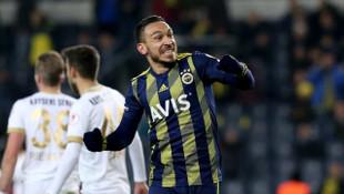 Fenerbahçeli Mevlüt, Tolgay ve Ferdi maç sonu konuştu