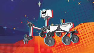 Oylama başladı! NASA Mars'a gidecek aracına isim arıyor