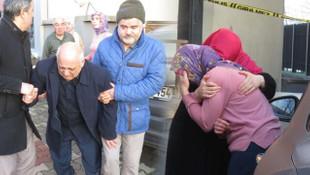 Ataşehir'de dehşet anları ! Oğlunu o halde görünce sinir krizi geçirdi