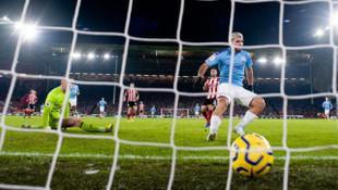 ÖZET| Sheffield United 0-1 Manchester City (İngiltere Premier Lig)