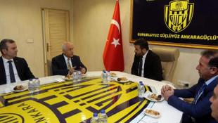 Başkan Yaşar: ''Ankaragücü'ne sahip çıkılmalı''