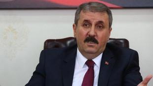 Mustafa Destici'den ''yeni din'' tepkisi !