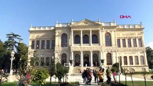 Dolmabahçe Sarayı'nda sürpriz keşif !