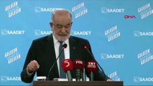 Saadet Partisi'nden FETÖ ve erken seçim açıklaması