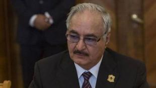 Hafter'den ''Sivil uçakları düşürürüz'' tehdidi