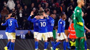 ÖZET | Leicester City 4-1 West Ham United (Premier Lig)