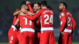 ÖZET| Badalona 1-3 Granada (İspanya Kral Kupası)
