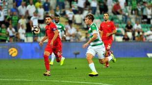 TFF 1'inci Lig'de 19'uncu hafta Akhisarspor-Bursaspor maçıyla başlıyor