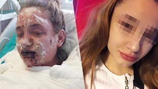 Aldığı ilaç yüzünden liseli genç kızın hayatı kabusa döndü!