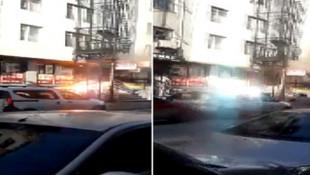 İstanbul'da peş peşe korkutan patlamalar