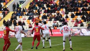 Ziraat Türkiye Kupası: Yeni Malatyaspor: 2 - DG Sivasspor: 1 (Maç sonucu)