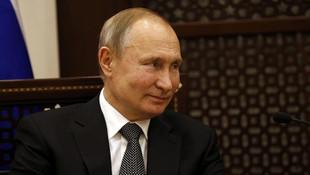 Putin'den ''İsrail-Filistin'' anlaşmazlığı için açıklama