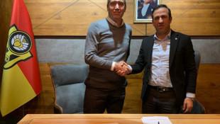 Yeni Malatyaspor'un yeni teknik direktörü Kemal Özdeş oldu