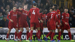 MAÇ SONUCU | Wolverhampton-Liverpool: 1-2 (İngiltere Premier Ligi)