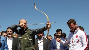 Yerel seçim arefesinde İBB'nin kasasından okçulara 1 milyon TL!