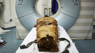 3 bin yıllık Mumya'dan ''sesli'' mesaj var!