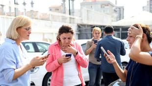 Deprem mesajı 1 dakikada telefonlarımıza gelecek