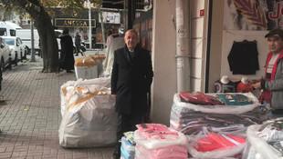Burası da İstanbul'daki Halep: Türkler iflas etti piyasa Suriyelilere kaldı
