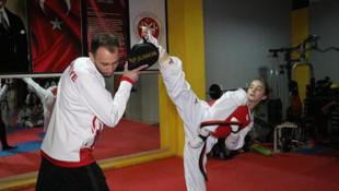Ceyda tekvandoda Türkiye şampiyonu oldu, hedefi olimpiyatlarda da madalya