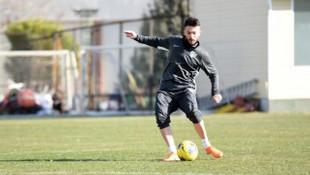 Denizlispor'da Antalyaspor maçı hazırlıkları başladı