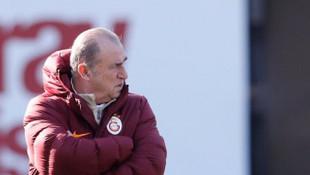 Galatasaray'da Florin Andone antrenmanlara başladı