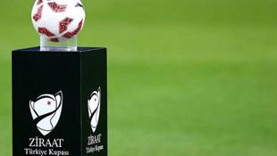 Ziraat Türkiye Kupası'nda eşleşmeler belli oldu
