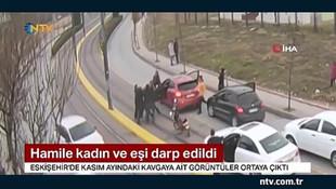 Hamile kadına şiddete 2 bin lira ceza!