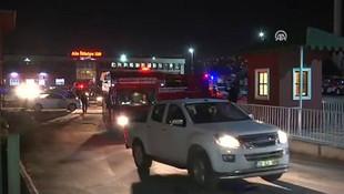 Ankara Büyükşehir Belediyesi, itfaiye araçlarını Elazığ'a gönderdi