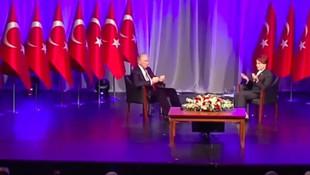 Uğur Dündar ve Meral Akşener'den canlı yayında Fatiha