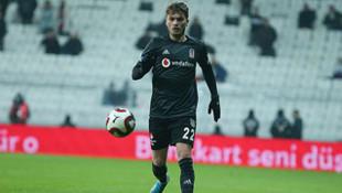 Beşiktaş'ta Adem Ljajic'in sakatlandığı açıklandı