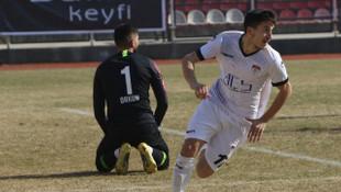 TFF 3. Lig: Manisaspor: 1 - Serik Belediyespor: 0
