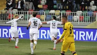 TFF 1. Lig: Altay: 1 - İstanbulspor: 0
