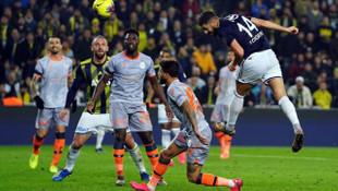 ÖZET | Fenerbahçe - Başakşehir maç sonucu: 2-0