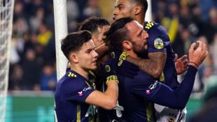 Fenerbahçe'den bu sezon ilk kez 4'te 4