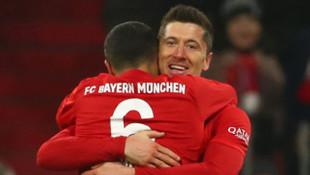 ÖZET | Bayern Münih 5-0 Schalke 04 (Almanya Bundesliga)